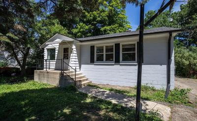 Single Family Home Active Contingent With Offer: 6700 W Cold Spring Rd