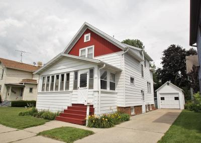 Watertown Single Family Home Active Contingent With Offer: 315 S Eighth St