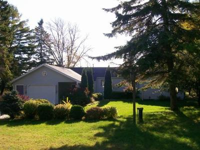 Menominee Single Family Home For Sale: N7098 M-35