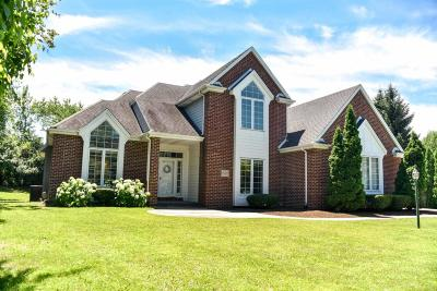 Brookfield Single Family Home Active Contingent With Offer: 18415 High Meadow Dr