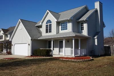 Kenosha Single Family Home For Sale: 1538 24th Ave