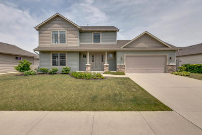 Kenosha Single Family Home Active Contingent With Offer: 6517 94th Ave