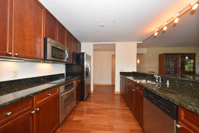Washington County Condo/Townhouse Active Contingent With Offer: 690 Rivershores Dr #204