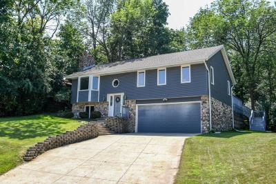 Hartland Single Family Home Active Contingent With Offer: 264 Birch Ct