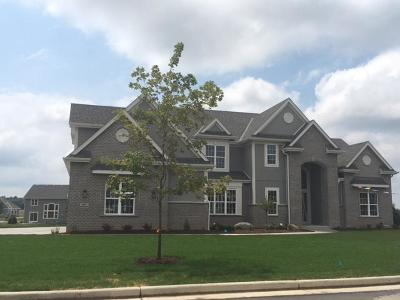 Menomonee Falls Single Family Home Active Contingent With Offer: N67w15815 Tamarack Trl