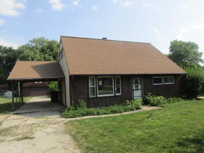 Greenfield Single Family Home For Sale: 7000 W Allerton Ave