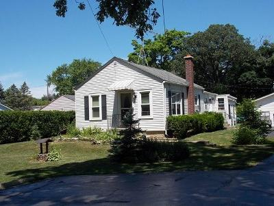 Pleasant Prairie Single Family Home Active Contingent With Offer: 2500 Springbrook Rd
