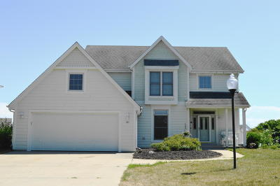Mukwonago Single Family Home For Sale: 1203 Williams Drive