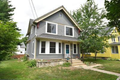 Waukesha Single Family Home For Sale: 812 E Broadway