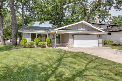 Kenosha Single Family Home Active Contingent With Offer: 6754 47th Ave