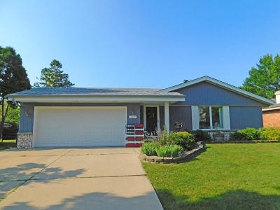 Milwaukee Single Family Home For Sale: 8015 W Van Beck Ave