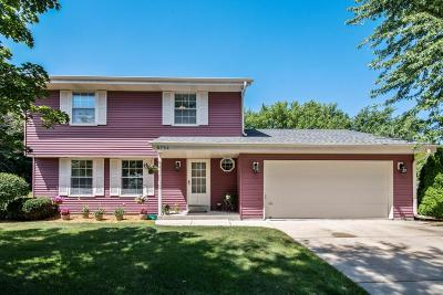 Franklin Single Family Home For Sale: 8754 S Castle Ct