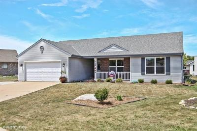 Campbellsport Single Family Home For Sale: 512 Redwing Ct