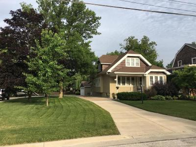Single Family Home For Sale: 4465 N 100th St