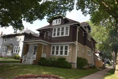 Milwaukee Two Family Home For Sale: 1900 N 57th Street