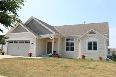 West Bend Single Family Home For Sale: 330 Brookview Dr