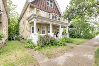 Milwaukee Two Family Home For Sale: 3069-3071 S Wentworth #Ave