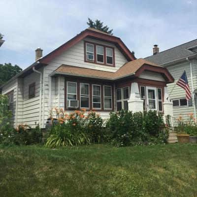 West Allis Single Family Home For Sale: 1619 S 58th