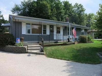 Menomonee Falls Single Family Home For Sale: W183 N8520 Lawrence Ct.