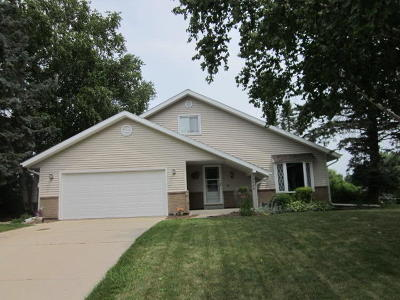 Franklin Single Family Home For Sale: 10570 W Allwood Dr