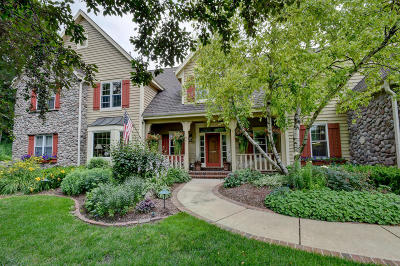 Washington County Single Family Home Active Contingent With Offer: 3837 Oak Ridge Ct