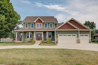Menomonee Falls Single Family Home For Sale: N56w16100 Silver Spring Dr