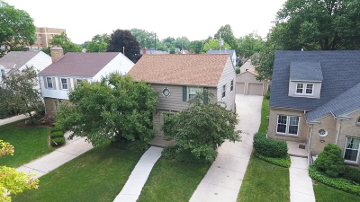 Single Family Home Active Contingent With Offer: 2362 N 90th St