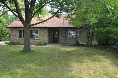 Milwaukee Single Family Home For Sale: 10440 W Fond Du Lac Ave