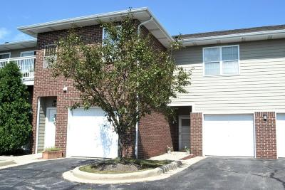 Pleasant Prairie Condo/Townhouse Active Contingent With Offer: 10160 66th Ave #C