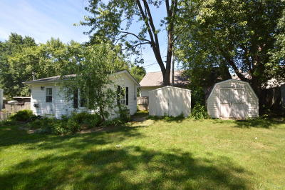 Pleasant Prairie Single Family Home For Sale: 8012 109th Ave