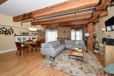Milwaukee Condo/Townhouse For Sale: 3059 N Weil St #205