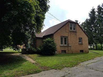 Whitelaw WI Single Family Home For Sale: $149,900