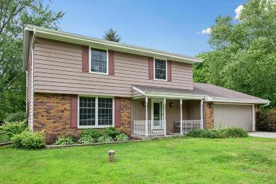 Cedarburg Single Family Home Active Contingent With Offer: 7847 Hill N Dale Ct