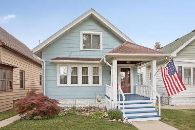 West Allis Single Family Home For Sale: 1769 S 72nd
