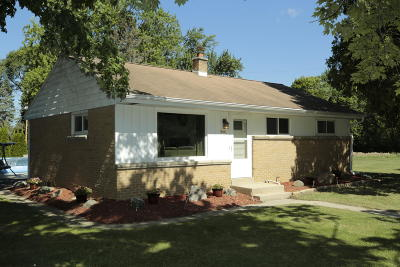 Franklin Single Family Home For Sale: 8481 S 35th St