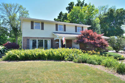 Brookfield Single Family Home For Sale: 17325 Ely Ct