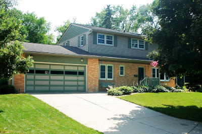 Fort Atkinson Single Family Home For Sale: 702 Hillcrest Dr