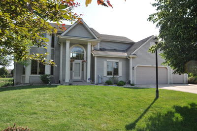 Pleasant Prairie Single Family Home Active Contingent With Offer: 9903 81st Pl
