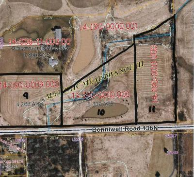 Mequon Residential Lots & Land For Sale: Lt9 Bonniwell Rd