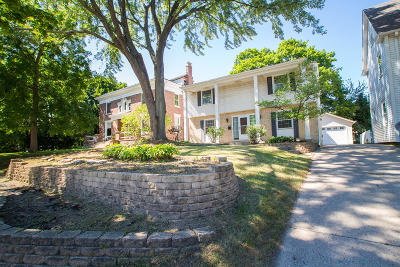 Single Family Home For Sale: 6904 W Wisconsin Ave