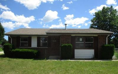 Milwaukee Single Family Home For Sale: 6440 N 104th St