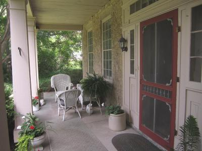 Cedarburg Single Family Home Active Contingent With Offer: N25w5060 Hamilton Rd