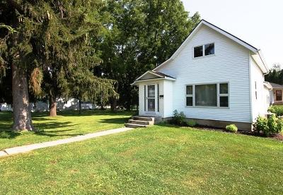 Whitewater Single Family Home Active Contingent With Offer: 975 W Peck St