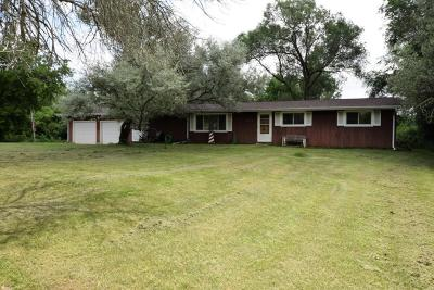 Palmyra Single Family Home Active Contingent With Offer: W531 State Road 59
