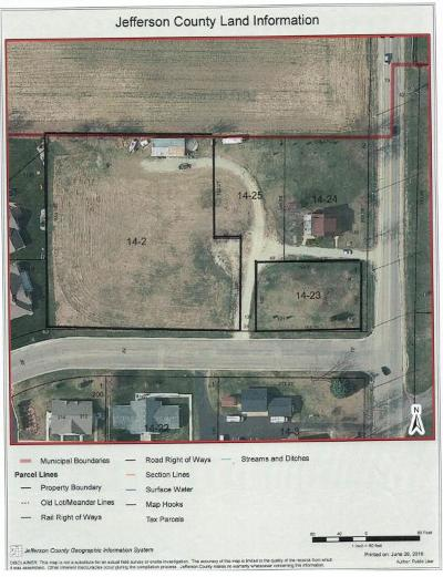 Fort Atkinson Residential Lots & Land Active Contingent With Offer: Lt0 Blackhawk Dr