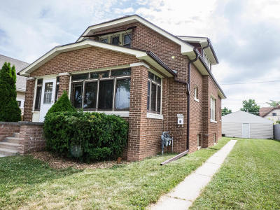 West Allis Two Family Home For Sale: 1354 S 57th St