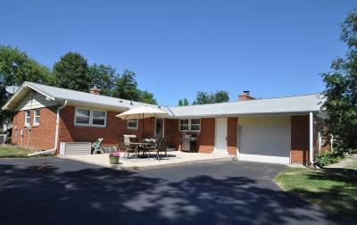 Greenfield Single Family Home For Sale: 3520 W Kimberly Ave