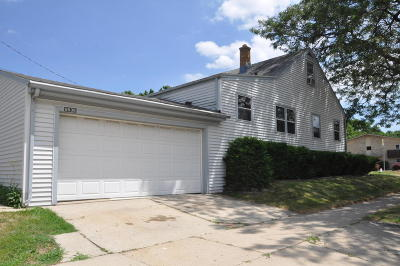 West Allis Single Family Home For Sale: 9536 W Oklahoma Ave