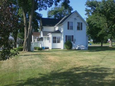 Blair Single Family Home For Sale: 307 E Broadway St