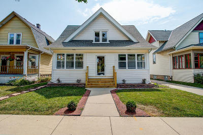 West Allis Single Family Home For Sale: 1542 S 74th St
